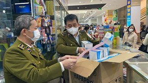 TP Hồ Chí Minh: Khắc phục việc thiếu khẩu trang y tế