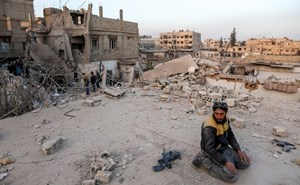 Quân đội Syria đã kiểm soát phần lớn Đông Ghouta