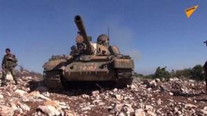 Syria: Phiến quân ngăn cản bước tiến của quân chính phủ tại Idlib