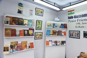 Quảng bá văn hóa Việt Nam tại Hội chợ Sách quốc tế ở Ấn Độ