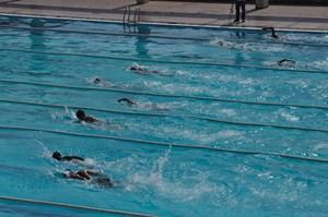 Quảng Bình tập huấn bơi lội, cứu đuối nước cho 90 học viên