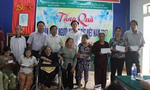 Quảng Bình: Tiếp tục hỗ trợ người nghèo vươn lên trong cuộc sống