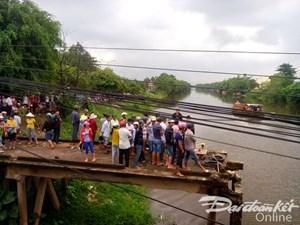 Quảng Nam: Một cô gái nhảy xuống sông Vĩnh Điện tự vẫn