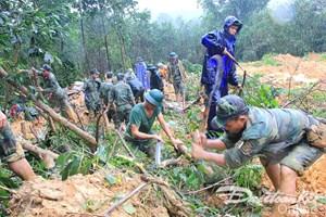 Quảng Nam: Mưa lũ làm 35 người chết, bị thương và mất tích