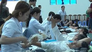 Quảng Nam: Ngày hội hiến máu tình nguyện đợt 1 năm 2018