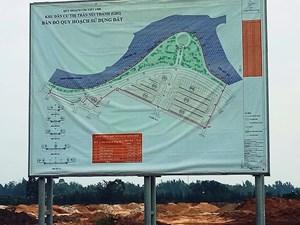 Quảng Nam: Nỗi lo thất thoát tiền Nhà nước từ việc giao doanh nghiệp khai thác đất