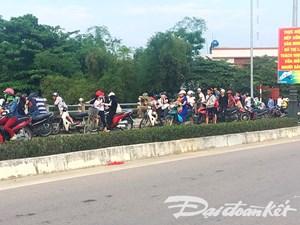Quảng Nam: Tìm thấy thi thể người phụ nữ nhảy cầu tự vẫn