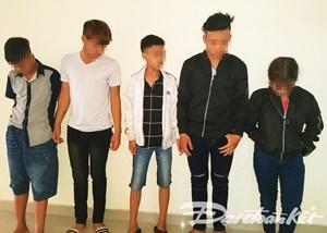 Quảng Nam: Triệt phá thành công một nhóm cướp giật tài sản