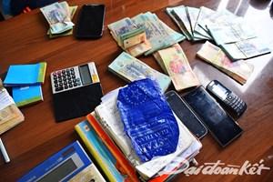 Quảng Nam: Triệt xóa 3 tụ điểm đánh bạc dưới hình thức ghi số đề