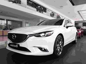 Trộm Mazda 6 bán cho salon ô tô giá 700 triệu