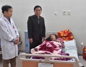 Quảng Ngãi: Kỷ luật nữ hộ sinh cấp nhầm thuốc cho sản phụ