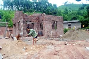Quảng Ninh hỗ trợ xây nhà đại đoàn kết cho 352 hộ nghèo