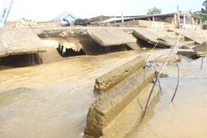 Quảng Trị:Phân bổ 50 tỷ đồng khắc phục hậu quả do bão lũ