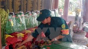 Quảng Trị:Phát hiện 27 hài cốt liệt sỹbên bờ sông Thạch Hãn