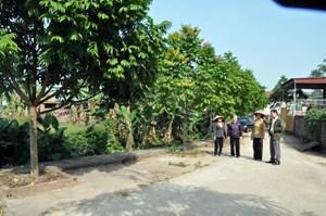 Quảng Yên (Quảng Ninh): Xây dựng nếp sống văn hóa, văn minh gắn với giảm nghèo