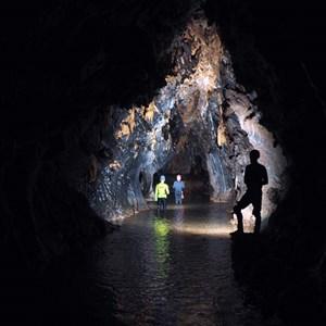 Phát hiện 12 hang động mới tại Quảng Bình