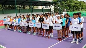 Bế mạc Giải Quần vợt vô địch nam - nữ quốc gia năm 2019