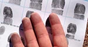 Quét vân tay có thể xác định được người dùng ma túy