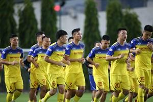 Tuyển Việt Nam: Tự tin cho trận đấu lớn