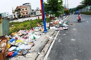Nan giải nạn xả rác bừa bãi