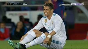 Real Madrid đón tin cực buồn về Ronaldo sau trận gặp Barcelona
