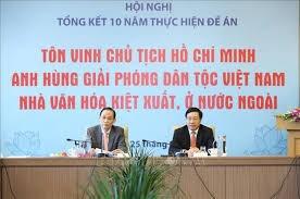 Lan tỏa những giá trị tư tưởng Hồ Chí Minh