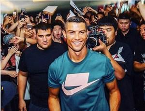 Lý lịch siêu 'khủng' của vệ sĩ C.Ronaldo