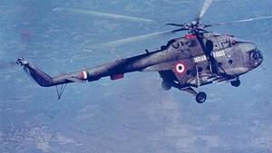 Rơi trực thăng quân sự Ấn Độ, 7 người thiệt mạng