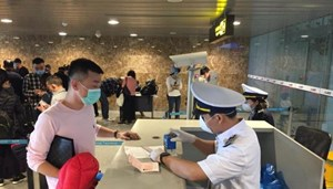 Thái Bình: 370/800 lao động người Trung Quốc đã trở lại
