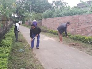 Sáng tạo trong xây dựng nông thôn mới kiểu mẫu ở Đông Triều