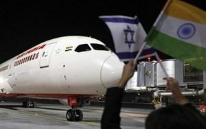 Saudi Arabia dỡ bỏ lệnh cấm không phận đối với Israel