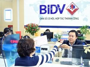BIDV dành nhiều ưu đãi lớn cho khách hàng nữ nhân dịp 8-3