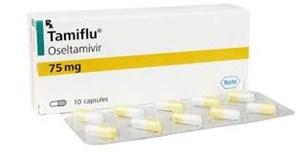 Tăng cường nhập khẩu thuốc Tamiflu 75 mg