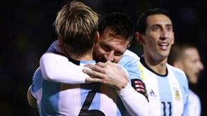 'Siêu nhân' Messi giúp Argentina đoạt vé dự VCK World Cup 2018