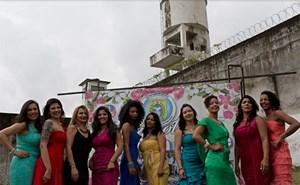 'Siêu trộm' lên ngôi hoa khôi ở nhà tù lớn nhất Brazil