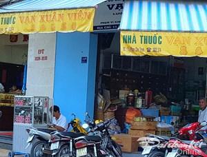 Sóc Trăng: Phát hiện nhà thuốc bán thuốc chưa được phép lưu hành