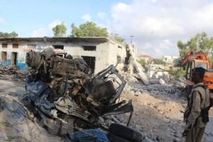 Somalia: Đánh bom liên tiếp gần Mogadishu khiến 4 binh sỹ thiệt mạng