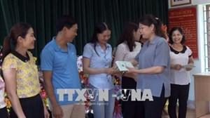Sơn La bàn giao hơn 63.000 sổ BHXH cho người lao động