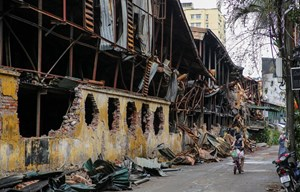 Cháy kho Rạng Đông: Chưa phát hiện thủy ngân trong các mẫu đất