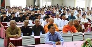 Sông Cầu (Phú Yên): Hội nghị chức sắc, chức việc, người có uy tín trong cộng đồng dân cư