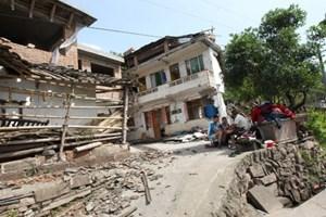 Động đất tại Sơn La