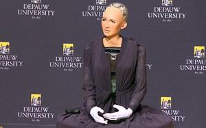 Sophia, 'công dân robot' đầu tiên