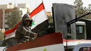 Syria: Phe nổi dậy, thường dân sơ tán khỏi Ghouta
