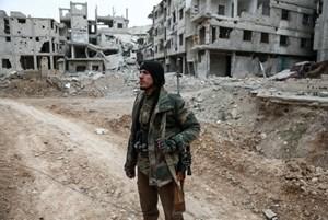 Syria: Phiến quân giao nộp vũ khí theo thỏa thuận mới với chính phủ