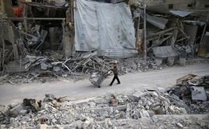 Syria tăng viện tới Đông Ghouta