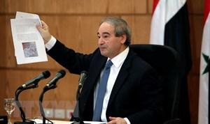 Syria tuyên bố sẽ đánh bại mọi kẻ thù sau khi bắn hạ máy bay Israel