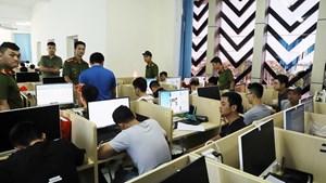 Vụ đánh bạc ở Hải Phòng: Dẫn độ, bàn giao hơn 380 người cho ngành chức năng Trung Quốc