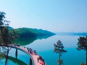 Hồ Kẻ Gỗ: Khu bảo tồn thiên nhiên hấp dẫn