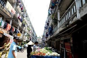 Tắc nghẽn cải tạo chung cư cũ: Chưa giải được bài toán lợi nhuận