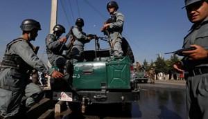 Tấn công nhằm vào cảnh sát Afghanistan, 12 người thiệt mạng